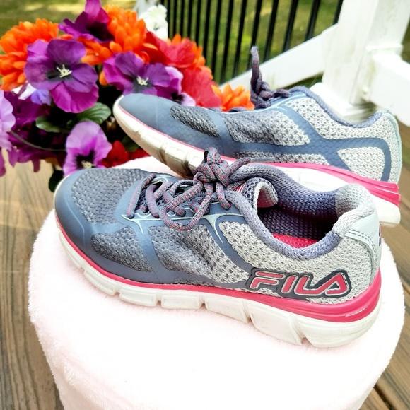 Fila girls shoes 13 little kid toddler sneakers